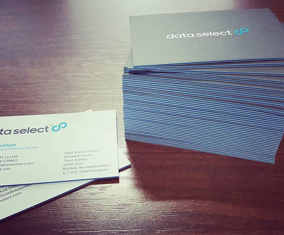 Data-Select-Business-Card